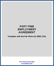 Part Time Agreement