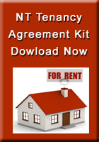Residential Tenancy Agreement for NT Northern Territory Australia Available for Instant Download now