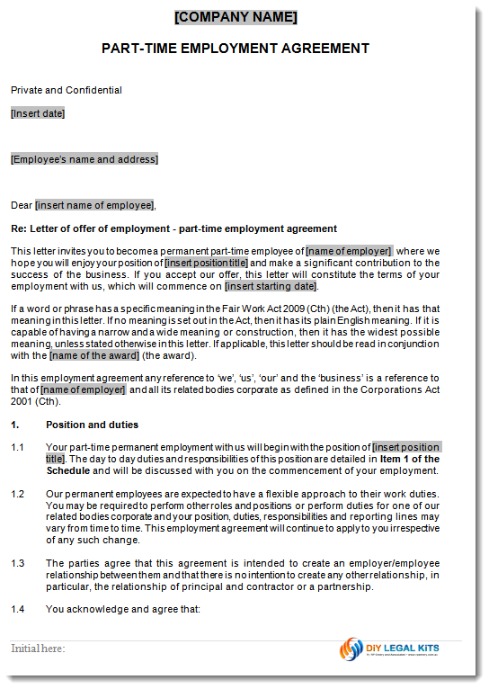 Sample employment agreement 5+ free documents download in pdf, doc.